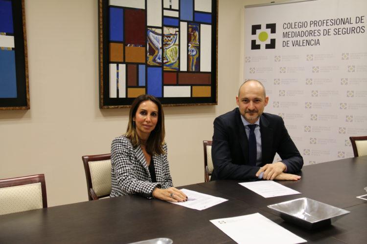 MM Globalis renueva con el Colegio de Valencia